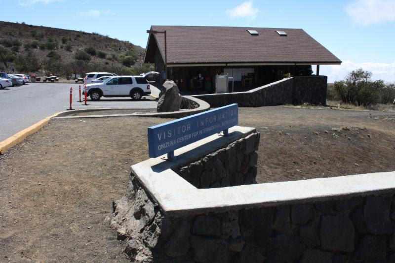 Final EA: UH Hilo finds no significant impact from proposed improvements to Maunakea visitor center