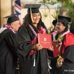 Graduation and recruitment continue to improve at UH Hilo as overall enrollment declines