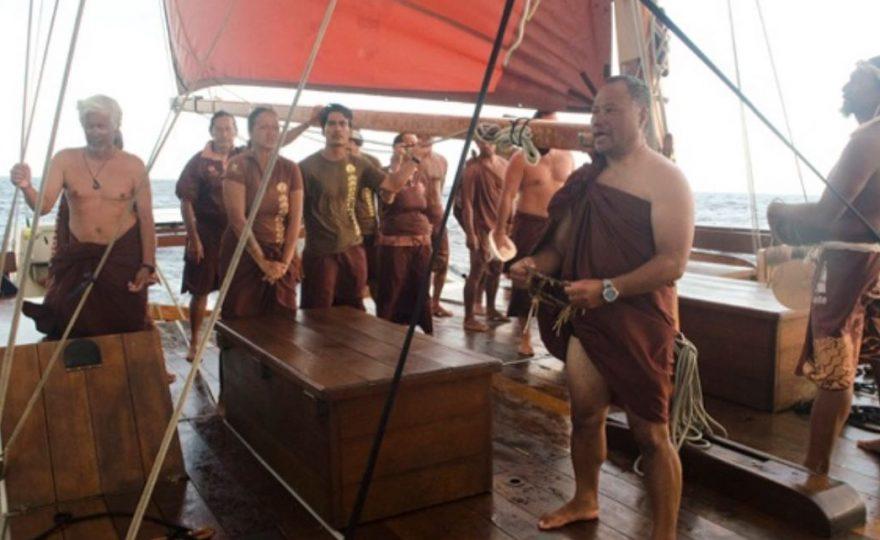PRESENTATION: Kālepa Baybayan will share wayfinding and his experience on the Malama Honua Worldwide Voyage, Nov. 30