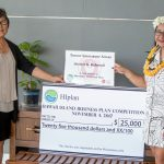 UH Hilo business administration major wins tuition costs in competition