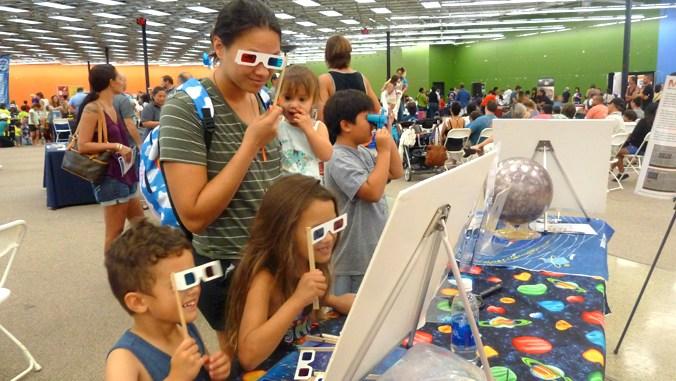 First AstroDay West Hawai'i is stellar success