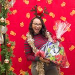 Photos: Fun photo booth and cookie contest were highlights of Chancellor's Holiday Celebration