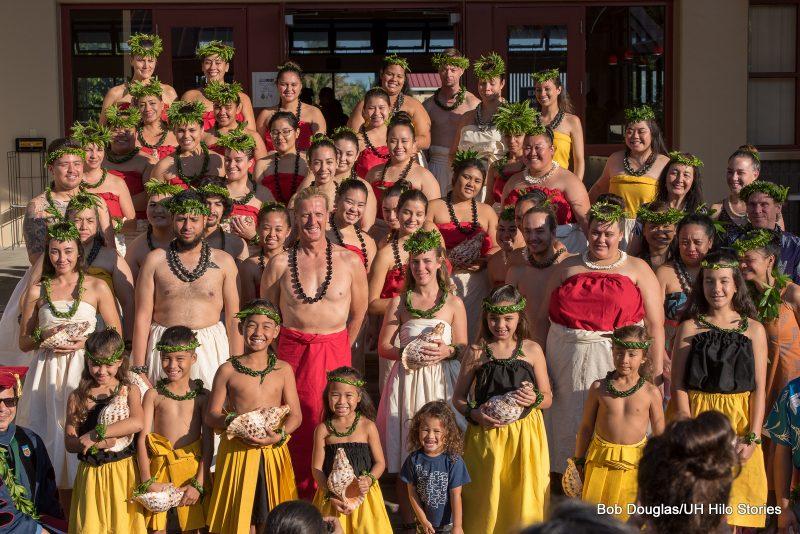 Group that performed Kīpaepae Puka Kulanui.