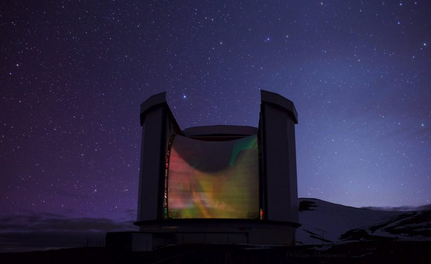 Presentation: Where do Baby Stars Come From? With Steve Mairs, James Clerk Maxwell Telescope