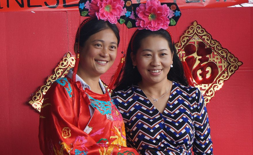 PHOTOS: UH Hilo students share traditional art, dance at Chinese Spring Festival