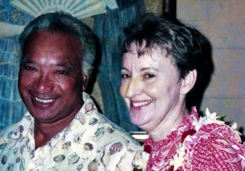 Francis and Patricia Lee