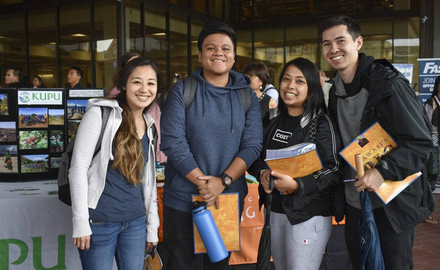 PHOTOS: UH Hilo Spring 2018 Career Fair