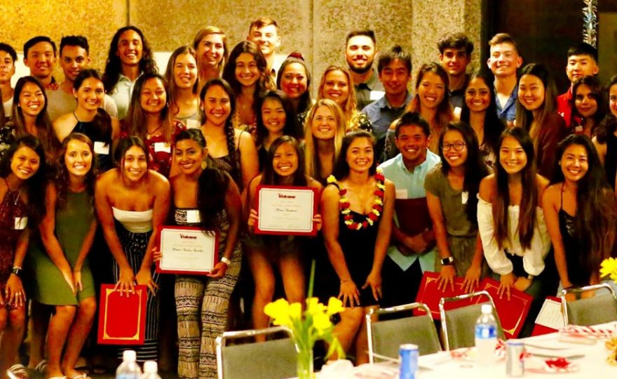 Sixty-six UH Hilo Vulcans honored for academic achievement