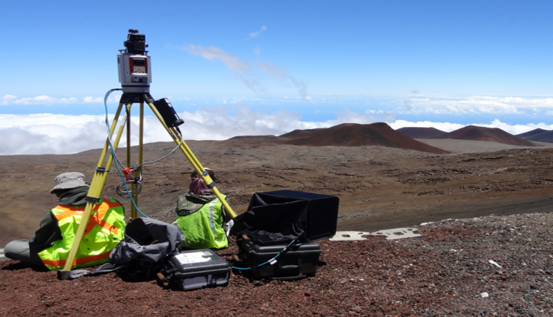 PRESENTATION: Mapping change at Maunakea summit, with geographer Ryan Perroy, April 26