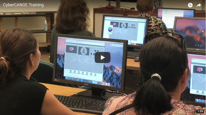 New visualization technology at UH Hilo allows students to easily interpret and share complex data