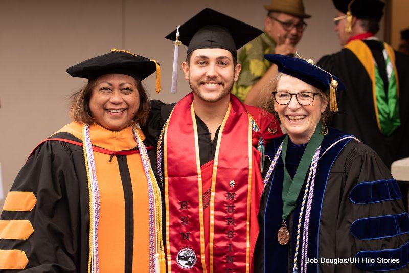 Professors with graduate.