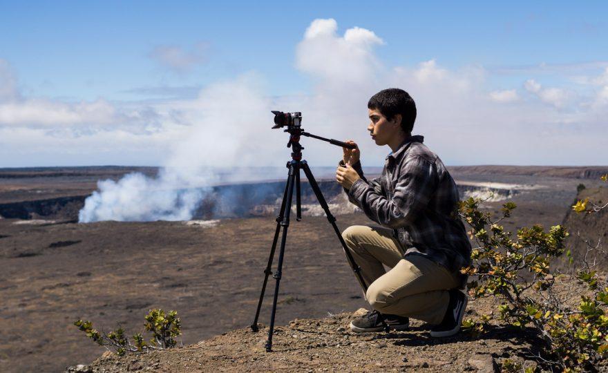 UH Hilo business major Raiatea Arcuri: Budding entrepreneur, extraordinary photographer
