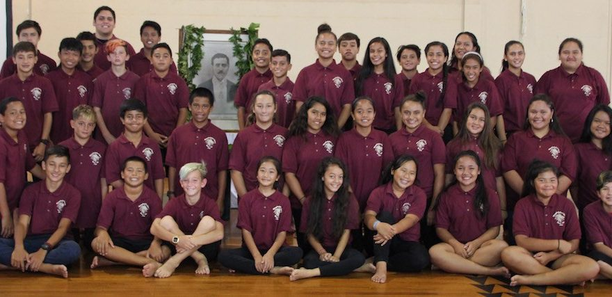 UH Hilo K-12 Hawaiian language immersion school wins high honors