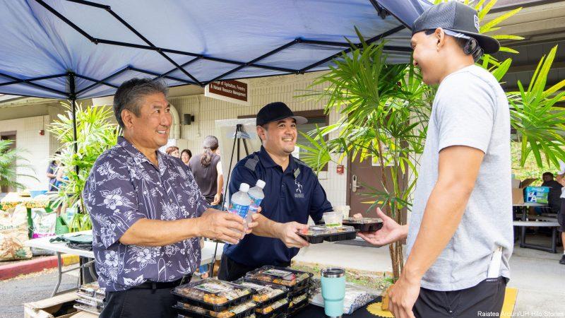 Alan wong, Reid Kusano and Dylan Sugimoto.