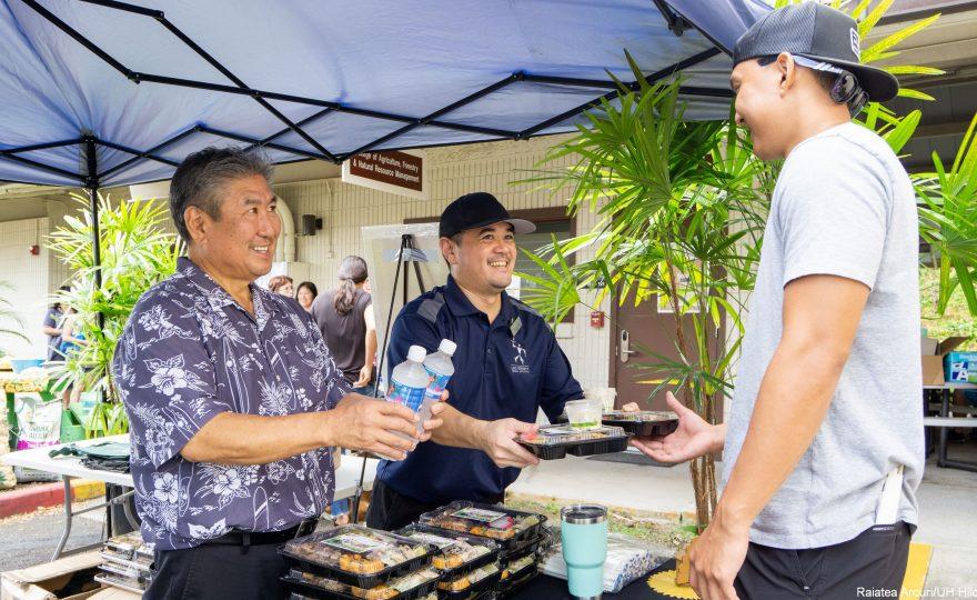 Bentos for Bob-Bob: Fundraiser held to benefit lava rescue horses (and Bob-Bob the mini donkey) now housed at UH Hilo Farm