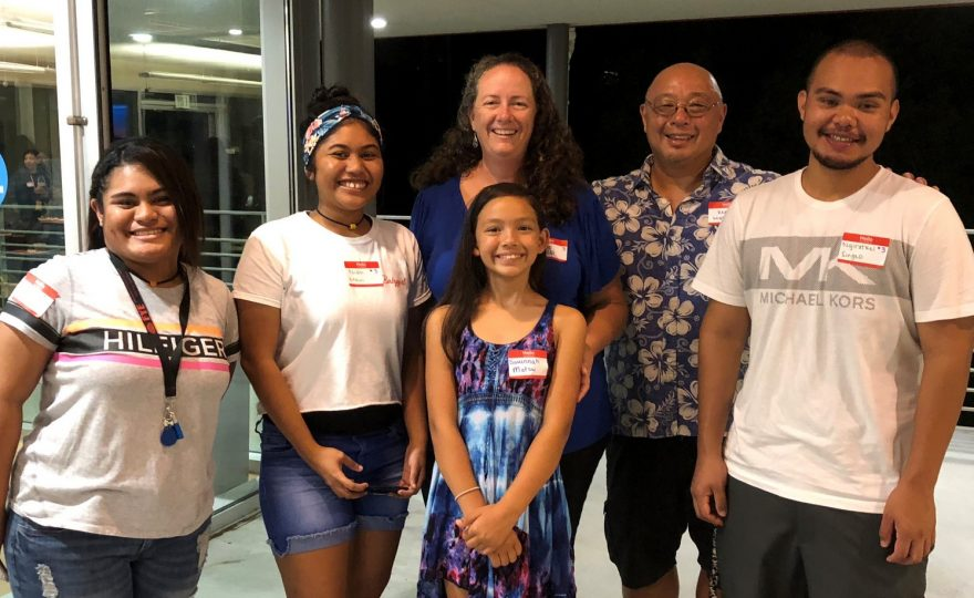 UH Hilo welcomes new cohort of almost 100 international students; Host Family Program creates extended 'ohana
