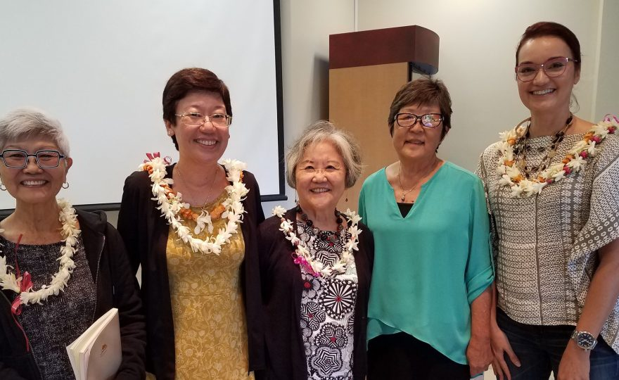 Four beloved Hawai'i poets give readings at UH Hilo and Hawai'i CC; their collaborative work covers The Massie Case