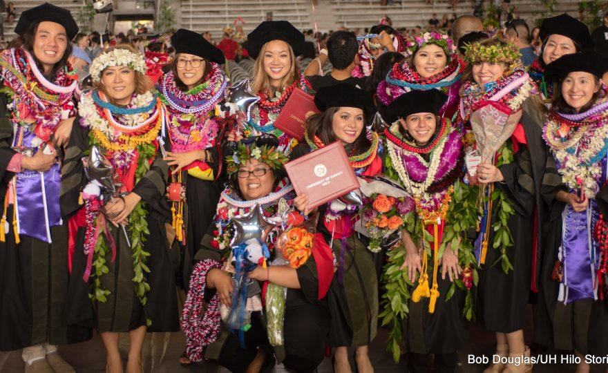 Lt. Gov. Josh Green to keynote UH Hilo 2018 Fall Commencement; Kai Gaitley is student speaker