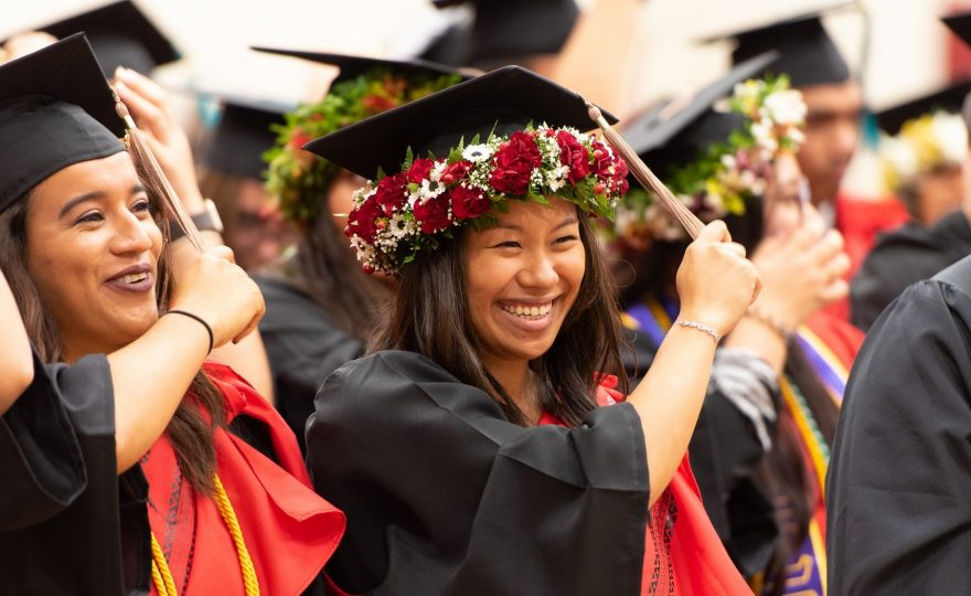 PHOTOS & FULL VIDEO: UH Hilo 2018 Fall Commencement