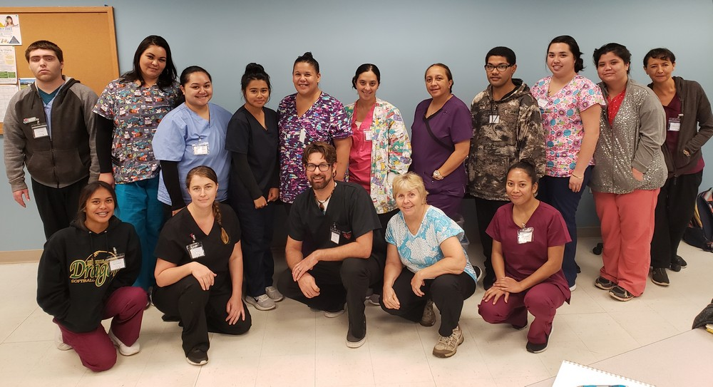 New medical assistant training program offered through UH Hilo's educational outreach center in Honoka'a
