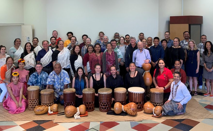 UH Hilo hosts alliance of scholars, educators from Hawai'i and 10 Pacific Island nations to discuss strengthening the pipeline into STEM careers