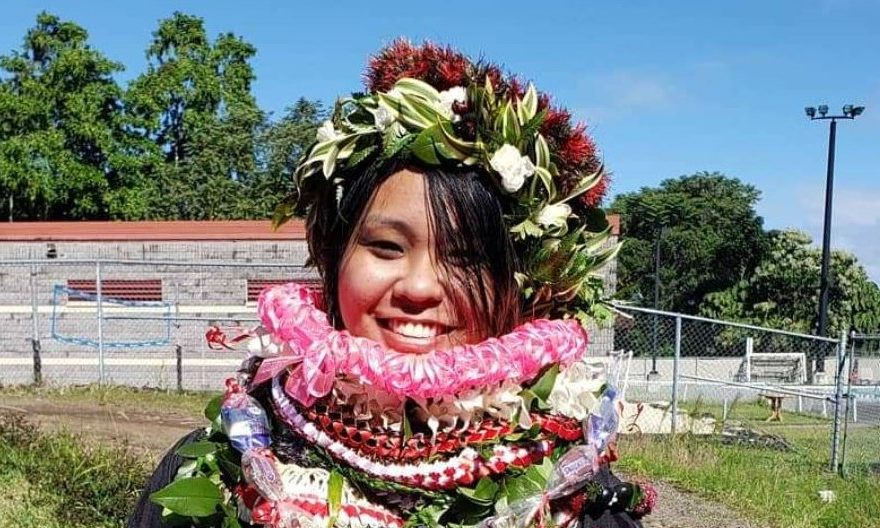 Perseverance to complete degree pays off for UH Hilo returning student