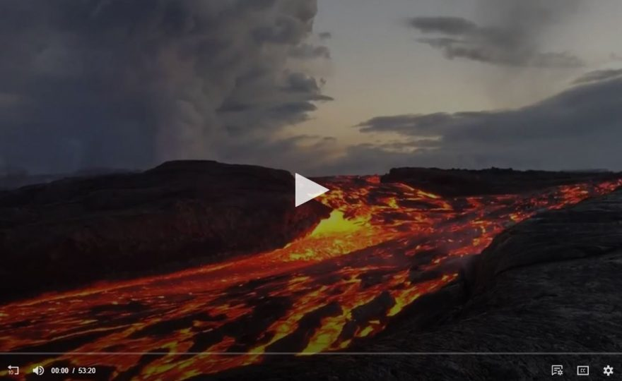 UH Hilo scientists featured in NOVA documentary about 2018 Kīlauea eruption