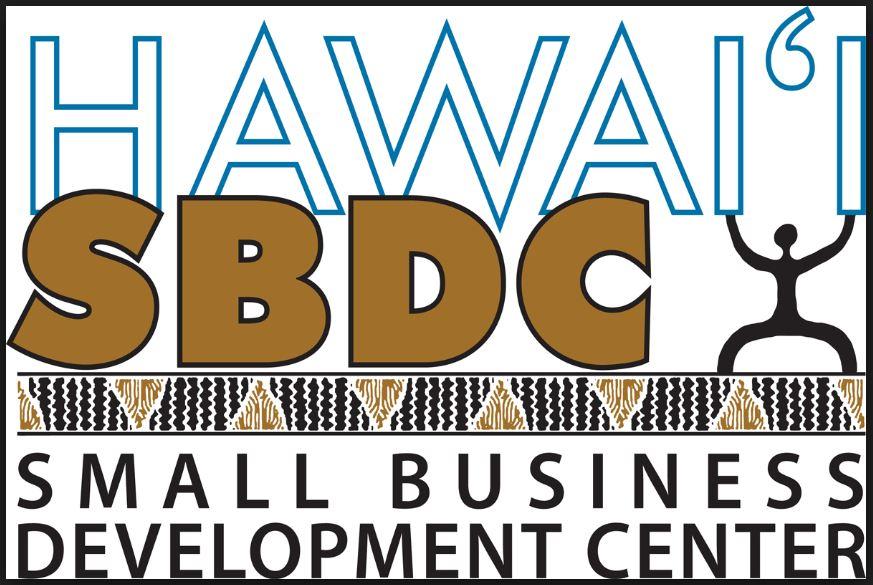 Logo: Hawaii SBDC Small Business Development Center