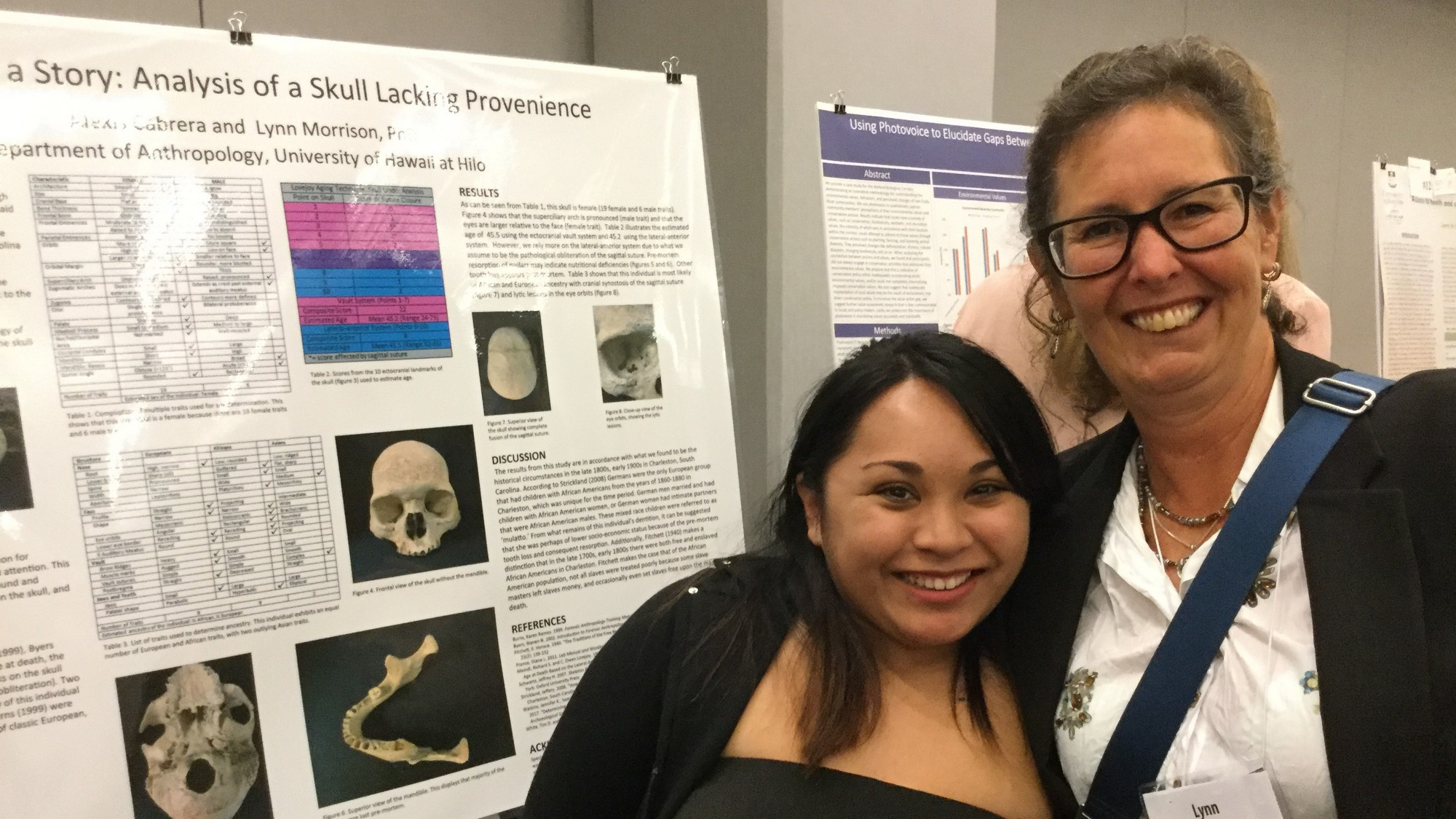 Three UH Hilo students present their research at worldwide anthropology meeting in Oregon