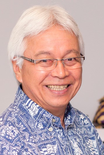 "UH Hilo Hawaiian language expert Larry Kimura names new telescope instrument Namakanui, ""Big-Eyed Fish"" - UH Hilo Stories"