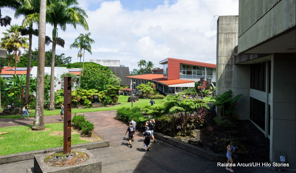 Top UH Hilo stories for spring 2019: Women in STEM, food pantry, research awards, new chancellor named, more!