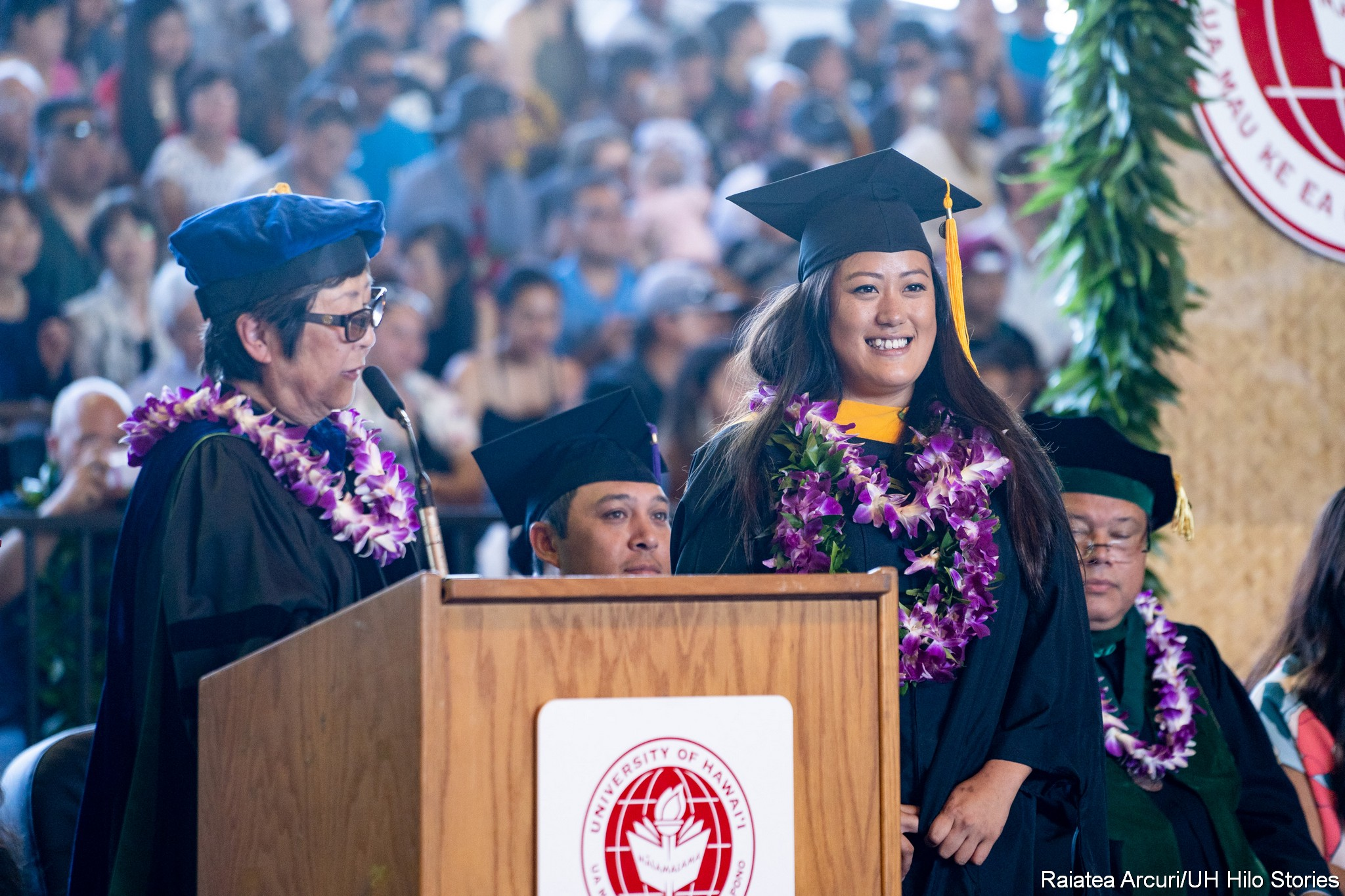 Three UH Hilo faculty members honored with teaching awards
