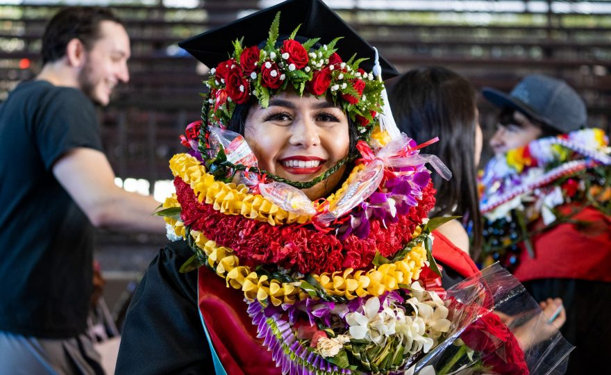 PHOTOS & FULL VIDEO: UH Hilo 2019 Spring Commencement