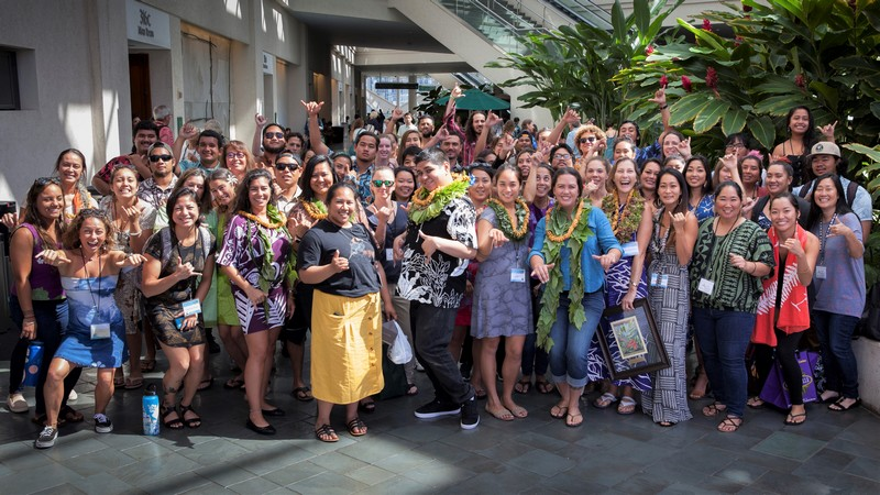 UH Hilo internship program wins Outstanding Leadership Award at annual conservation conference