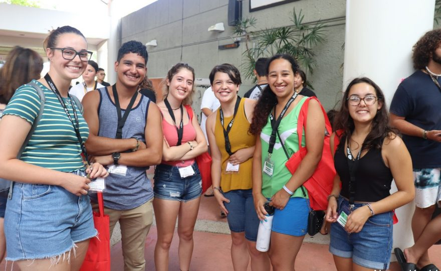 PHOTOS: UH Hilo Student Orientation Week, campus welcomes the newest Vulcans!
