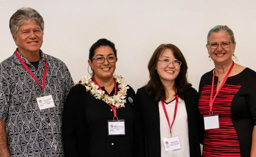 UH Hilo new faculty, staff and administrator list for fall 2019
