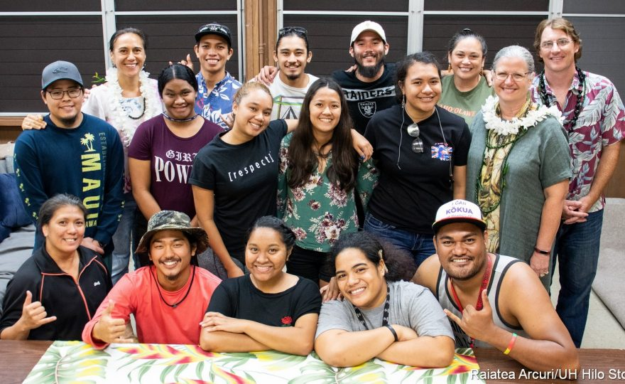 New cohort in Keaholoa STEM Scholars Program welcomed to UH Hilo