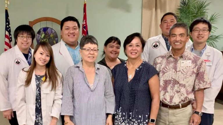 UH Hilo pharmacy college launches medication education and disposal project for elderly