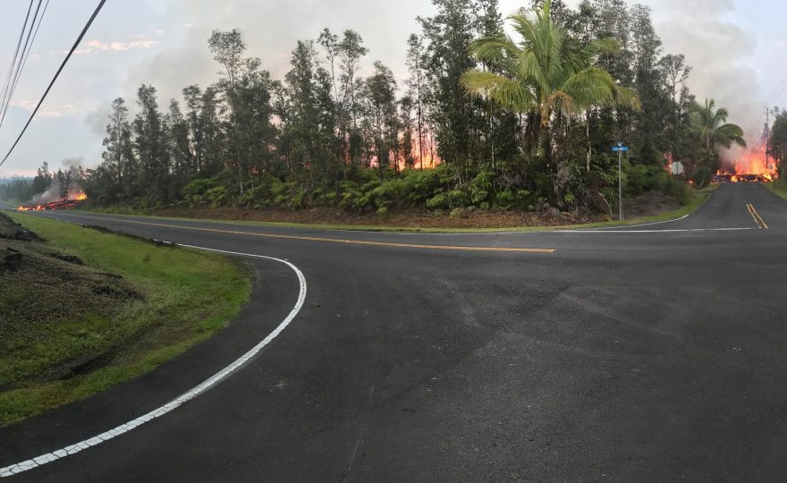 UH Hilo geologists' groundbreaking lava research during 2018 Kīlauea eruption published in leading journal