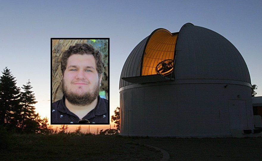 UH Hilo astronomy alumnus discovers second closest object on record to graze by Earth