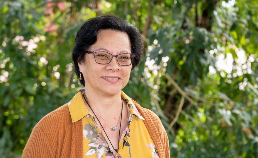 "UH Hilo Quintessential University Citizen: Paula Gealon, award administrator and ""great navigator"""