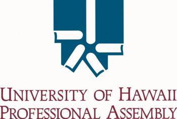 Logo: University of Hawaii Professional Assembly