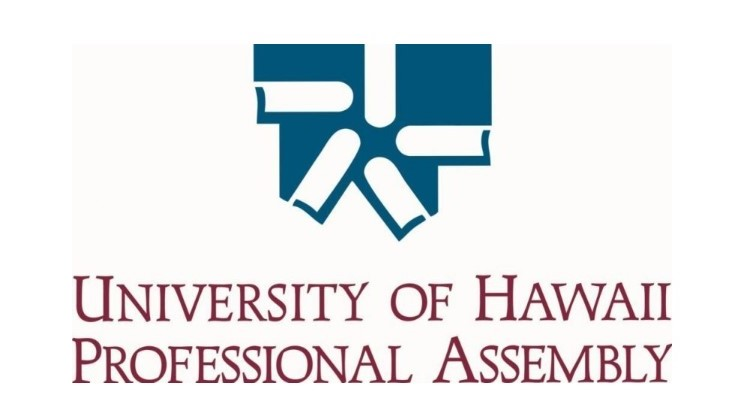 University of Hawaii Professional Assembly logo