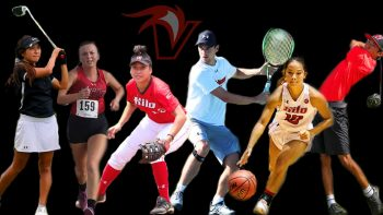 Group of athletes from different sports.