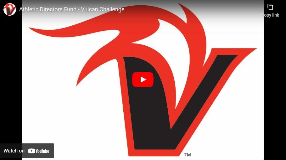 Video screenshot Vulcan logo