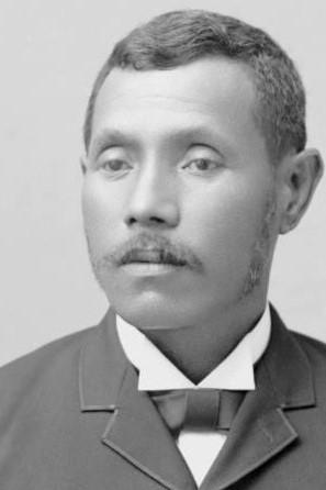 Portrait of Iosepa Kahoʻoluhi Nāwahīokalaniʻōpuʻu.