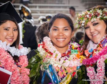 PHOTOS & VIDEO: UH Hilo 2016 Spring Commencement