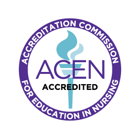 Accreditation Commission for Education in Nursing Seal