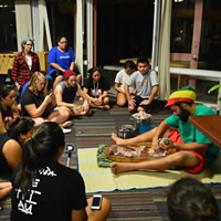 hawaiian culture living learning community