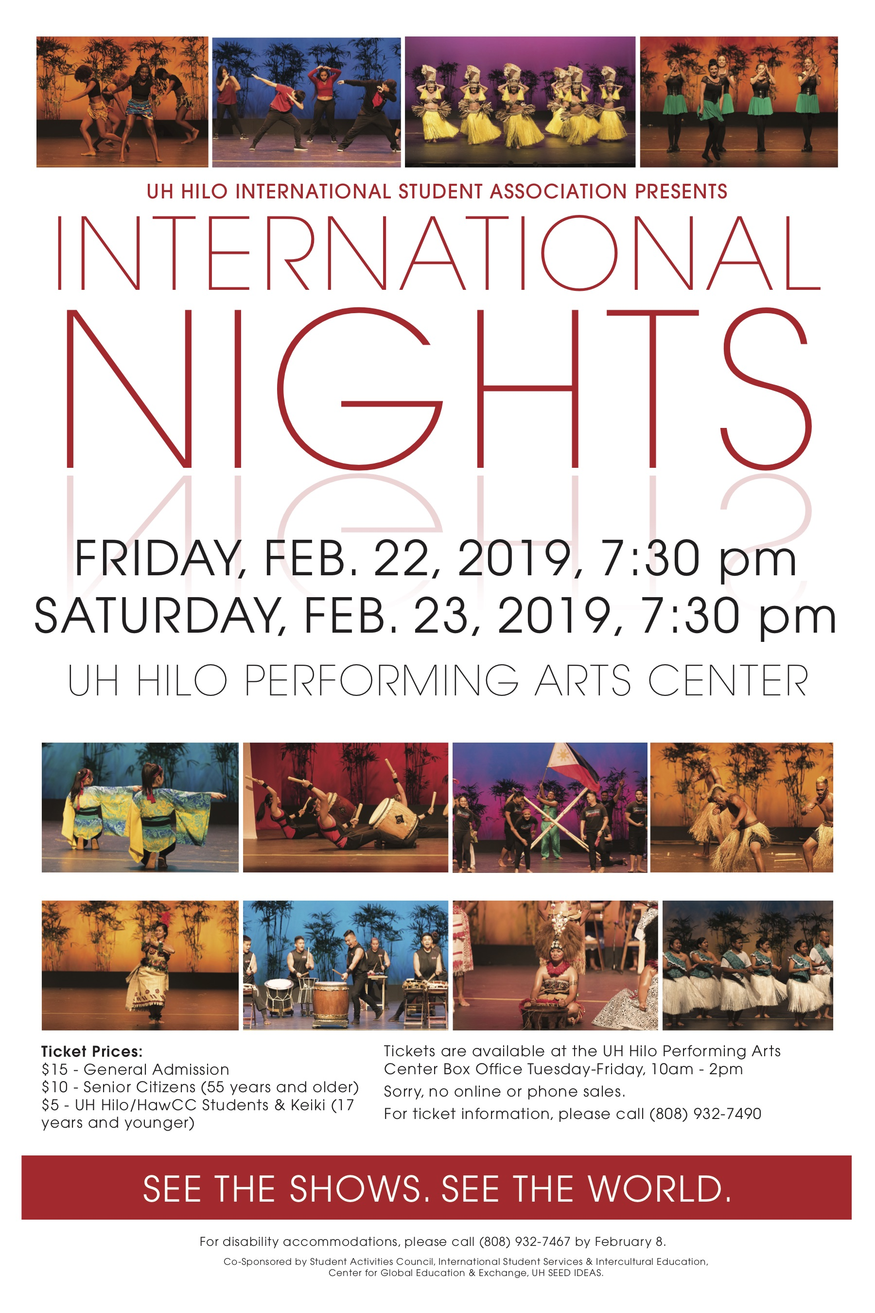 International Nights 2019